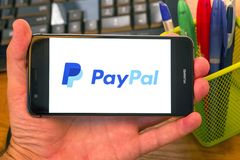 Paypal mobile application