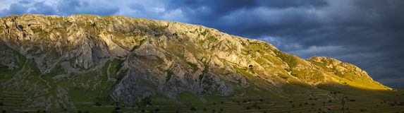 Piatra Secuiului, Szekelyko góra Obraz Royalty Free