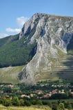 Piatra Secuiului, Szekelyko mountain. Rimetea, Transylvania, Romania Royalty Free Stock Photo
