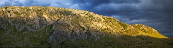 Piatra Secuiului, Szekelyko mountain Royalty Free Stock Image