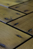 Piattaforma del cedro Fotografie Stock