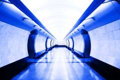 Piattaforma del Corridoio Fotografia Stock Libera da Diritti