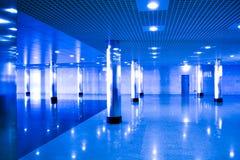 Piattaforma del Corridoio Immagini Stock Libere da Diritti
