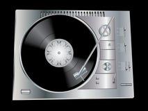 Piattaforma del DJ Fotografia Stock Libera da Diritti