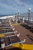 Piattaforma della nave Immagini Stock Libere da Diritti