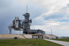 Piattaforma di lancio 39A Fotografia Stock