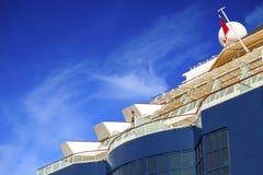 Piattaforme della serie sulla nave fotografia stock libera da diritti
