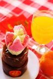 Piatti dello speciale di Nian Gao Chinese New Year Fotografie Stock