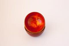 Piatti di ceramica Immagini Stock