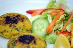 Raccolta indiana 27 dell'alimento Fotografia Stock