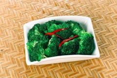 Piatti laterali dell'alimento cinese immagini stock libere da diritti
