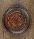 Piatto ceramico Immagini Stock