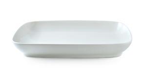 Piatto ceramico Immagini Stock Libere da Diritti