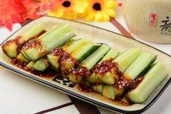 Piatto cinese Immagini Stock