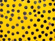 Piatto d'acciaio Fotografia Stock