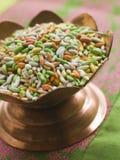 Piatto dei semi di finocchio zuccherati Immagini Stock Libere da Diritti
