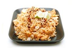 Piatto del riso immagini stock