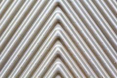 Piatto dell'acciaio inossidabile Fotografie Stock
