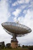 Piatto dell'antenna del telescopio radiofonico Fotografie Stock