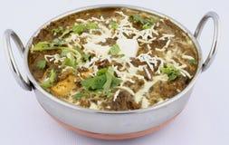 Piatto dell'indiano orientale Immagini Stock