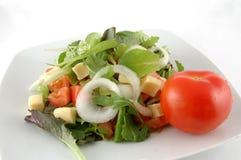 Piatto dell'insalata Immagini Stock