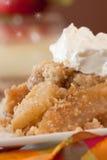 Piatto delle patatine fritte del Apple Fotografie Stock