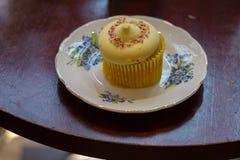 Piatto di dessert Immagine Stock