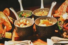 Piatto di Filippine Fotografie Stock