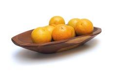 Piatto di frutta Immagini Stock Libere da Diritti