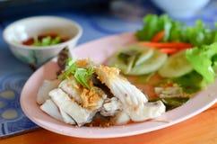 Piatto di pesci Immagini Stock