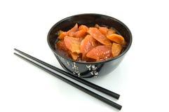 Piatto fritto alimento cinese Immagini Stock Libere da Diritti