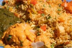 Piatto indiano Immagine Stock Libera da Diritti