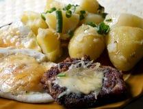Piatto polacco tradizionale immagine stock