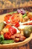 Piatto tradizionale rumeno Immagini Stock