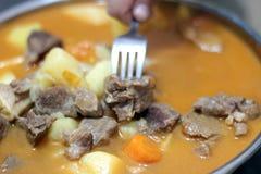 Piatto turco tradizionale, succo di carota fotografie stock libere da diritti