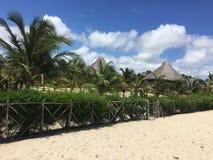 Piauà Brasilien strand Fotografering för Bildbyråer