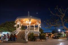 Piazza Antonio Mijares in San Jose del Cabo Lizenzfreie Stockfotografie