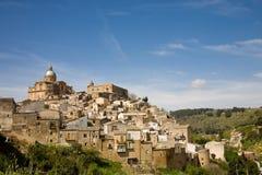 Piazza Armerina, Sicily, Włochy Obraz Royalty Free