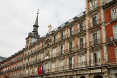 Piazza-Bürgermeister Stockfoto