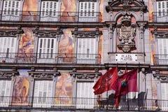 Piazza-Bürgermeister Lizenzfreies Stockfoto