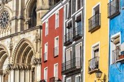 Piazza-Bürgermeister de Cuenca lizenzfreies stockfoto