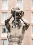 Piazza barberini fontanna Obrazy Royalty Free