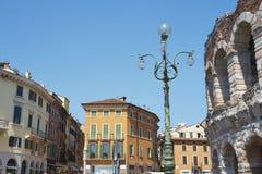 Piazza Bustehouder Royalty-vrije Stock Afbeelding
