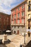 Piazza Carlo Alberto fotografia royalty free