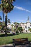 Piazza Cavour, Roma Immagini Stock