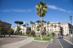 Piazza Cavour, Roma Fotografia Stock