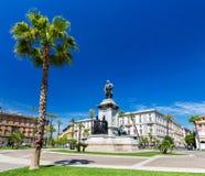 Piazza Cavour a Roma, Italia Fotografie Stock