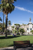 Piazza Cavour, Rome Stock Images