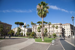 Piazza Cavour, Rome Stock Photography