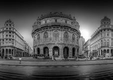 Piazza De法拉利BW 库存图片